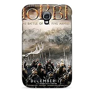 Shockproof Hard Phone Cover For Samsung Galaxy S4 With Support Your Personal Customized Stylish Strange Magic Series RudyPugh