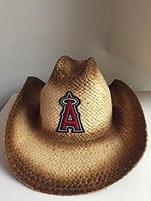 Los Angeles Angels of Anaheim 2014 Cowboy HAT Sga