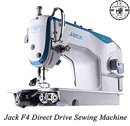 Jack F40 Single Needle Direct Drive Sewing Machine With Stand Table Fascinating Jack A4 Sewing Machine Price