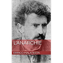 L'anarchie (French Edition)
