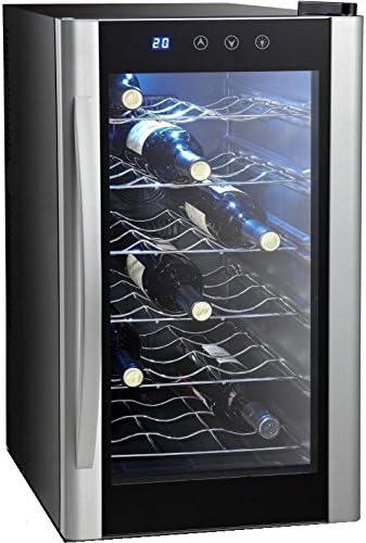Opinión sobre Syntrox Germany - Refrigerador de vino digital (18 botellas)