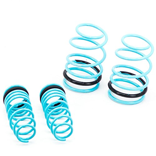Godspeed TRACTION-S SPRINGS FOR Toyota Corolla 2009-2013 (E140/E150) gsp set ()