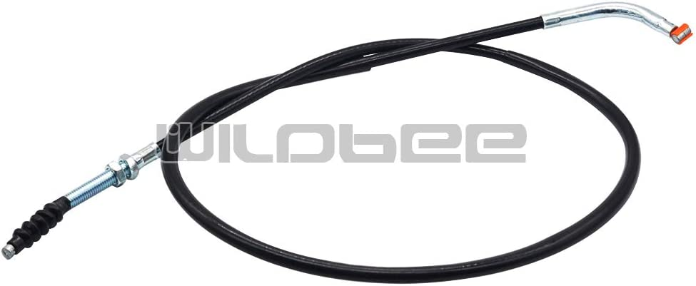 WildBee Clutch Cable Line Wire Compatible with Honda CB919 CB900 Hornet 900 2002-2007