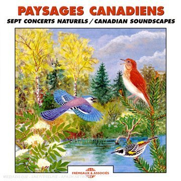 Paysages Canadiens: Sept Concerts Naturels - Canadian for sale  Delivered anywhere in USA