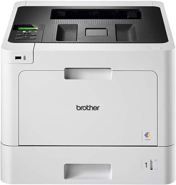 Brother HL-L8260CDW - Impresora láser (Color, WiFi, Doble Cara ...