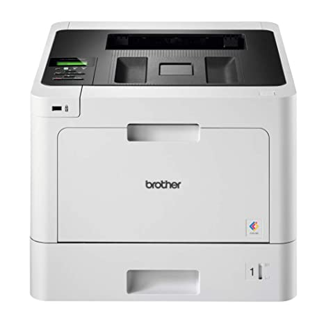 Brother HL-L8260CDW - Impresora láser (Color, WiFi, Doble Cara, Pantalla LCD, Memoria de 256 MB)