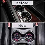 2PCS Car Coasters for Cup Holders - Perfect