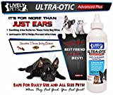 Lively Pets Dog Ear Cleaner and Ear Infection