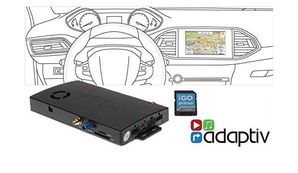 adaptiv Adv de PSA - adaptiv Upgrade Set para Peugeot, Citroën: Amazon.es: Electrónica