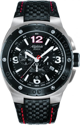 Alpina Racing Mens Watch AL352LBR5AR6