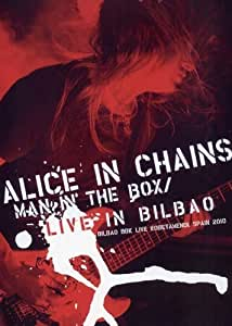 Alice in Chains - Man in the Box/Live in Bilbao [Alemania] [DVD]
