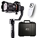 Zhiyun Crane V2 3-axis Handheld Stabilizer Gimbal for DSLR Canon SONY A7 Cameras Load 1800g with Remote Control