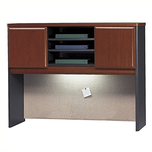Bush Business Furniture Series A Collection 48W Hutch in Hansen Cherry by Bush Business Furniture (Image #3)