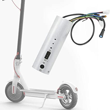 Delaman Control Board With USB Controller for Xiaomi Ninebot ES2 Foldable Electric Scooter Parts