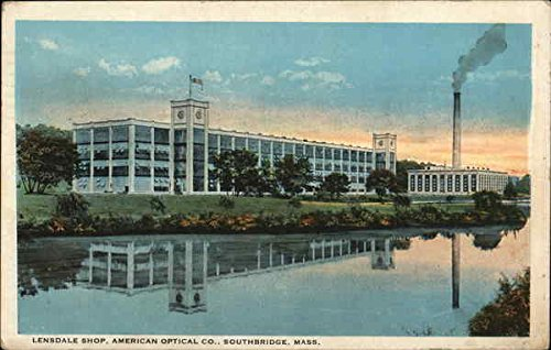 Lensdale Shop, American Optical Co. Southbridge, Massachusetts Original Vintage - Vintage Optical Shop The