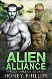 Alien Alliance: A SciFi Alien Romance (Alien Invasion Book 4)