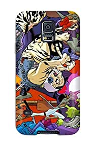 New Style 4948973K43666605 Tpu Case Cover For Galaxy S5 Strong Protect Case - Nextwave Design