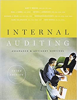 Amazon buy internal auditing assurance advisory services amazon buy internal auditing assurance advisory services third edition book online at low prices in india internal auditing assurance advisory fandeluxe Image collections