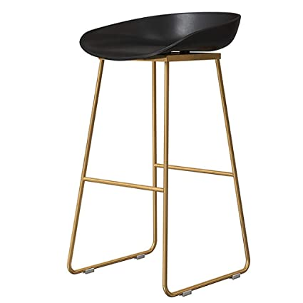 Pleasant Amazon Com Hate Crying Bar Stool Metal Kitchen Breakfast Bralicious Painted Fabric Chair Ideas Braliciousco