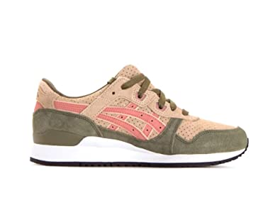 Asics Tiger Gel Lyte III W Scarpa AmberlightRose: Amazon.it