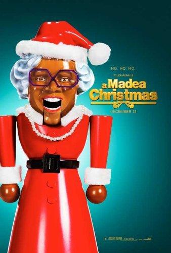 The Winning Tyler Perry's A Madea Christmas (2013) 27 x 40 Movie Poster Style B (A Poster Madea Christmas)