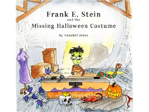 Frank E. Stein and the Missing Halloween Costume