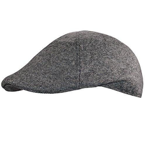 M Hüte Mützen - Casquette souple - Homme gris gris