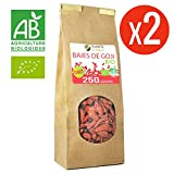 10 aliments indispensables : Baies de Goji Bio Région Tibétaine - 500G