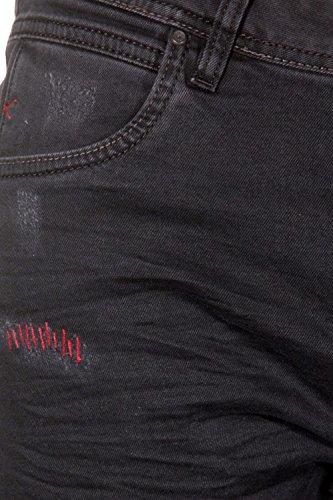... EX-PENT Jeans slim fit (schwarz) ...