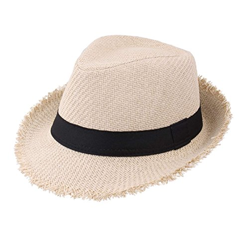 139bbe64d3b Modissima Trilby D été Trilby Hat Size 58 cm Natural