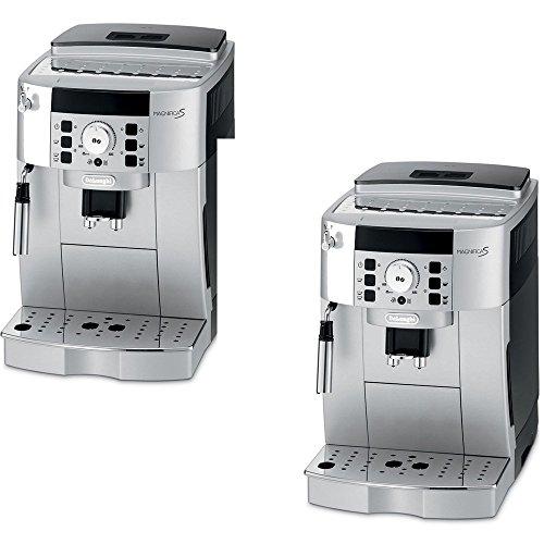 Delonghi Coffee Maker/Grinder Set : De Longhia Stainless Steel Fully Automatic Espresso Machine - De Longhi Model - ECAM22110SB ...