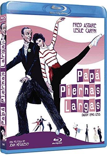 Daddy Long Legs [ Blu-Ray, Reg.A/B/C Import - Spain ]