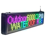 Leadleds P10 SMD Outdoor Waterproof RGB Full Color