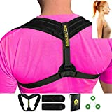 Best Remedy Back Brace For Women - Boodaful Back Posture Corrector for Women Men; Clavicle Review