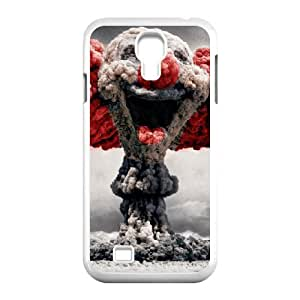 Samsung Galaxy S4 I9500 Phone Case, With Clown Image On The Back - Colourful Store Designed