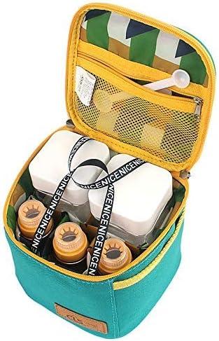 Sazonador portátil Utensilios para Barbacoa Camping Vinagrera Caja de Especias al Aire Libre, Accesorios de Cocina
