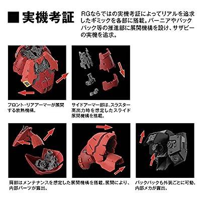 Bandai Hobby RG 1/144 #29 Sazabi