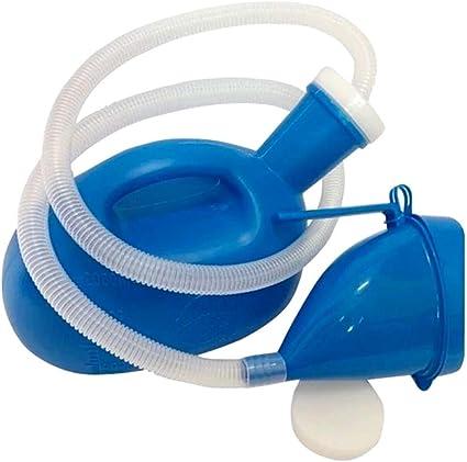 2000ML Unisex Portable Potty Pee Bottle Tube Male Urinal Collector Hospital