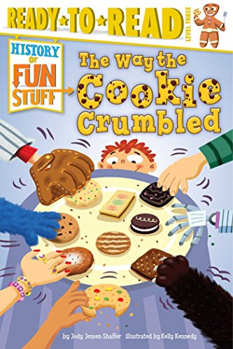 Book Cover: The Way the Cookie Crumbled