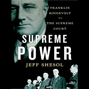 Supreme Power Audiobook