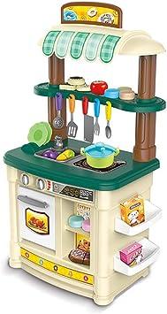 Gioca Cucina Cucina Set Cucina Giocattolo Giochi per bambini