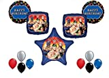WWE Wrestling Happy Birthday Balloon Bouquet by Anagram