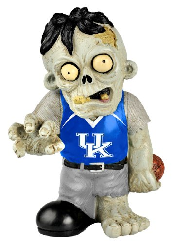 NCAA Kentucky Wildcats Pro Team Zombie Figurine