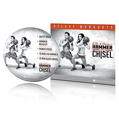 The Master's Hammer and Chisel Deluxe ADD-On Workout [SINGLE DVD] by Beachbody
