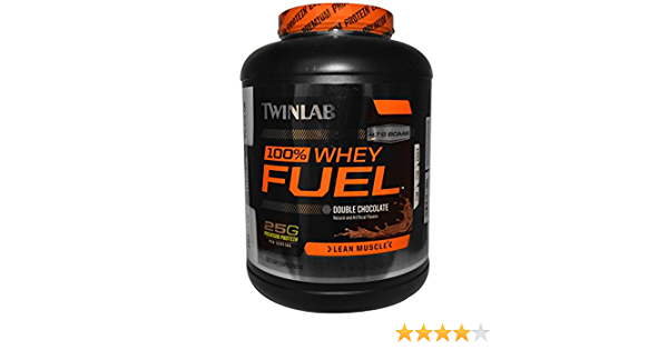 TWIN Lab: 100% proteína Whey Fuel, 5 Lb by Twin Lab