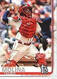 2019 Topps Baseball #225 Yadier Molina St. Louis Cardinals