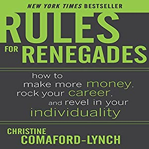 Rules for Renegades Audiobook