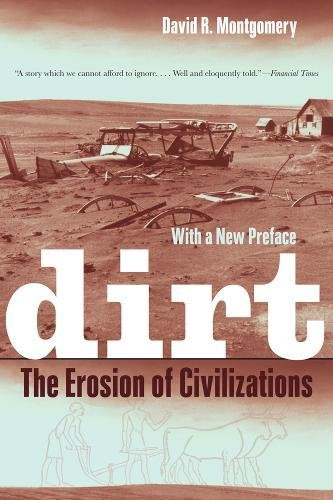 Cover of Dirt: The Erosion of Civilizations