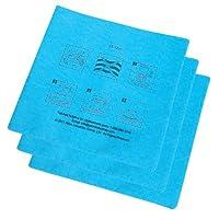 Stanley 25-1217 filtro seco reutilizable para 1-5 galones de vacío húmedo /seco, paquete de 3