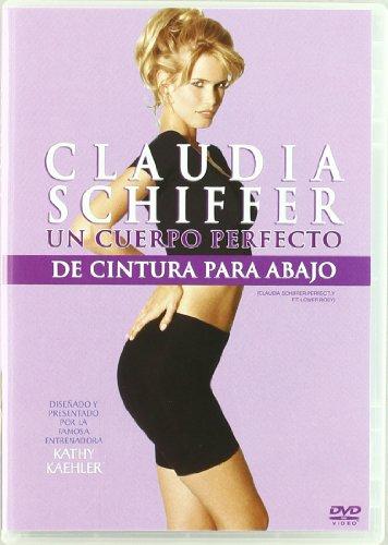 Claudia Schiffer, Un Cuerpo Perfecto de Cintura Para Abajo